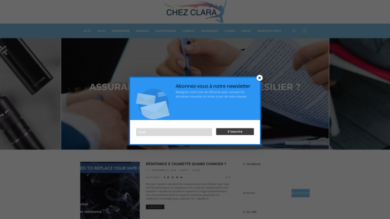chez-clara.net